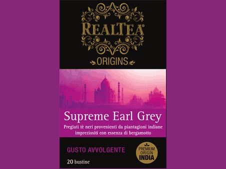 Supreme Earl Grey