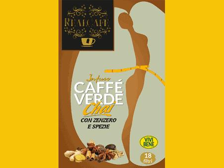 RealCafé Caffè Chai