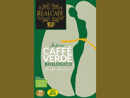 RealCafé Caffè Verde Arabica