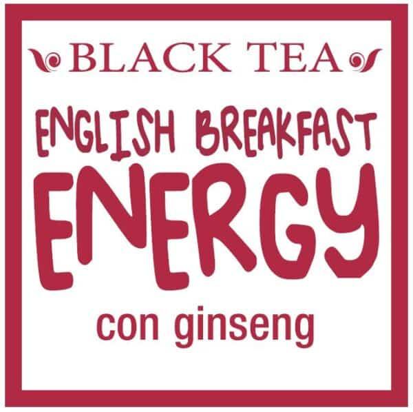 Realtea BIO English Breakfast energy
