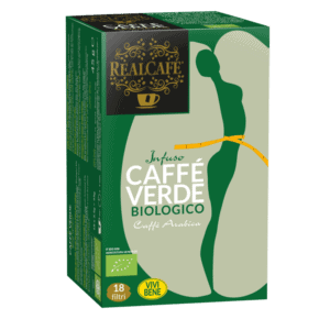Realcafè Caffè verde BIO