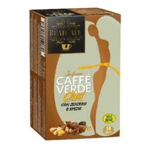 Realcafè Caffè verde CHAI