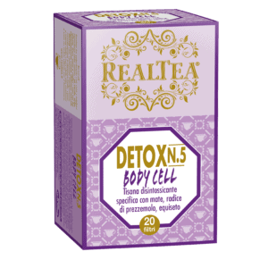 Real Detox 5 Body Cell