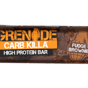 Grenade Carb Killa Dark Choco Fudge Brownie (12 x 60g)