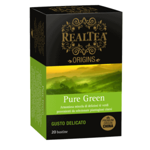 Realtea CHINA Pure Green