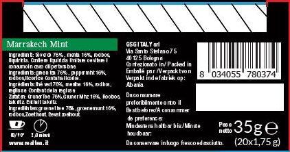 Realtea AFRICA Marrakech Mint