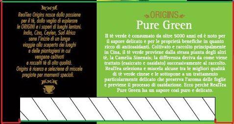 Realtea CHINA Pure Green