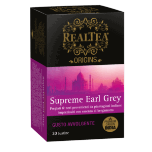 Realtea INDIA Supreme EARL GREY