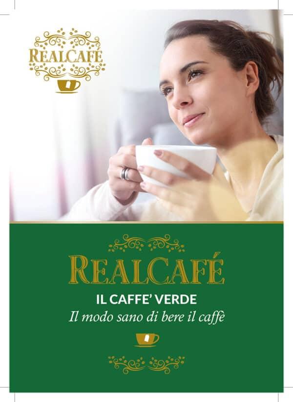 Realcafè Caffè verde MOKA