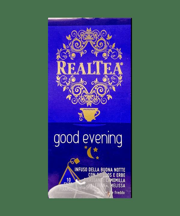 Realtea Good evening