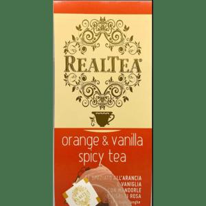 Realtea Orange & Vanilla