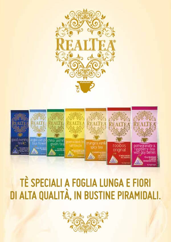Realtea Orange & Vanilla