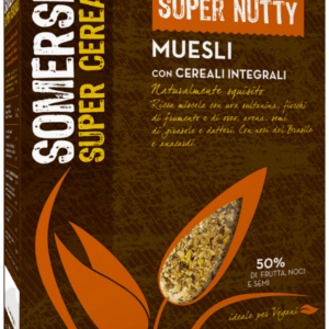 Muesli Super Nutty Somerset 400g
